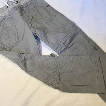 3-4 Year Grey Trousers